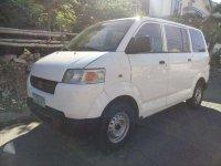 Suzuki APV 2010 Manual transmission Gasoline