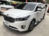 2018 Kia Carnival 7 seater 8t kms for sale