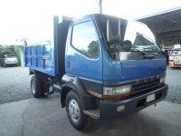 1998  Mitsubishi Fuso Fighter Mignon Dump Truck 6M61
