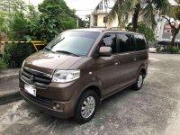 Suzuki APV 2015 glx FOR SALE
