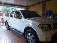 Nissan Navara White 2015 for sale