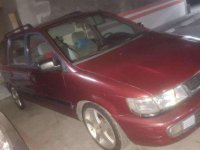 For Sale or Swap Mitsubishi Space Wagon 1998