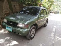 KIA SPORTAGE 4X4. Aircon running condition 2004 model