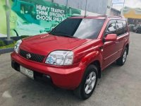 Nissan Xtrail 250x 2004 First owner acquired