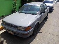 Toyota Corolla gl 1991 FOR SALE