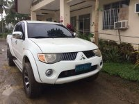 MITSUBISHI Strada 2007 model 4x4 MT FOR SALE