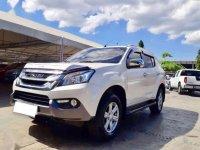 2016 Isuzu Mux 4x2 3.0L LSA Automatic Php 1,068,000 only!