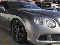 Bentley Continental gt speed v12 FOR SALE