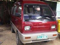 1995 Suzuki Multicab minivan FOR SALE