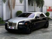 2014 Rolls Royce Ghost V12 6.6L 563 Horsepower Turbocharged