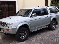 Mitsubishi Strada Pick Up 4x4 Diesel 2004