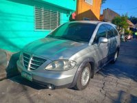 Ssyangyong Stavic 2005 for sale