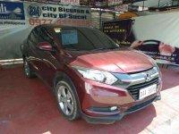 2016 Honda HRV Gas AT - Automobilico SM City Bicutan