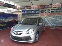 2016 Honda Brio Silver AT Gas - Automobilico Sm City Bicutan