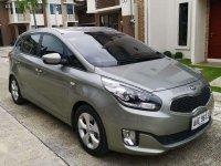 2013 Kia Carens LX Automatic transmission Diesel