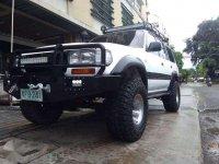 Rush sale 2003 Toyota Fand Cruiser vx80 manual diesel 4wd japan lc80
