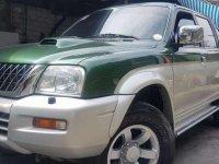 For sale 2003 Mitsubishi Strada