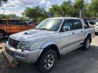 For sale 2004 Mitsubishi Strada Automatic