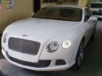 2015 Bentley Continental GT 6.0L V12 Twin Turbo
