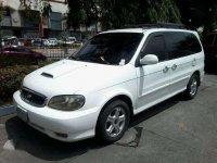 2001 KIA CARNIVAL LS for sale