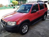 Ford Escape XLT 2003 FOR SALE