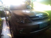 Toyota Fortuner AT G 2015 for sale