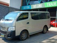 2016 Nissan Urvan NV350 for sale