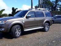 Ford Everest 2010 AT for sale