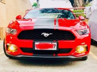 2016 Ford Mustang 2.3L for sale
