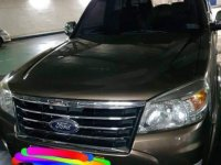Ford Everest 4x4 2010 for sale