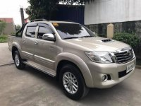 2015 Toyota Hilux for sale in Tugaya