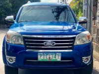 2nd Hand (Used) Ford Everest 2010 for sale in Quezon City