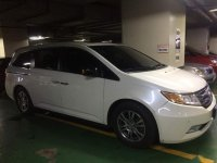 Selling Honda Odyssey 2012 Automatic Gasoline in Pasig