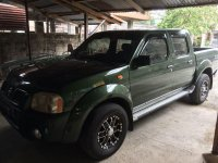 Selling Nissan Frontier 2003 Automatic Diesel in Gapan