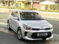Selling Kia Rio 2018 at 5000 km in Quezon City
