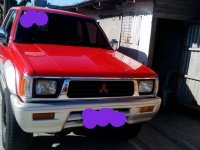 Mitsubishi Strada 1996 Manual Diesel for sale in Silang