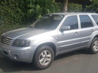 Selling Used Ford Escape 2007 in Las Piñas