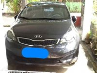 Selling 2nd Hand Kia Rio 2014 Sedan in Surigao City