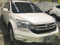 Sell White 2011 Honda Cr-V at 50000 km in General Salipada K. Pendatun