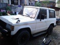 Selling Mitsubishi Pajero 2001 Manual Diesel in Pagadian