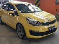 Selling 2nd Hand Kia Rio 2017 Sedan in Quezon City