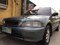 Selling Honda City 1998 Manual Gasoline in Meycauayan