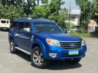Selling Ford Everest 2010 Automatic Diesel in Quezon City