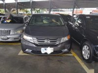 Sell 2nd Hand 2013 Honda Odyssey Automatic Gasoline at 60000 km in Mandaluyong