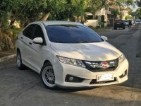 Selling 2nd Hand Honda City 2017 Automatic Gasoline for sale in Pasig
