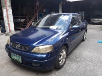 Selling Blue Opel Astra 2004 at 78000 km in Manila