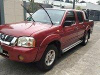 Selling Nissan Frontier 2003 Manual Diesel in Cainta