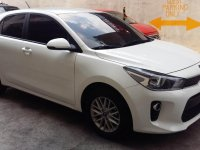Selling Kia Rio 2018 Automatic Gasoline in Mandaluyong