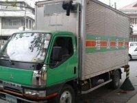 Selling Isuzu Giga 2005 Van Manual Diesel in Manila