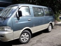 Sell 2nd Hand 2001 Kia Pregio Manual Diesel at 130000 km in Quezon City
